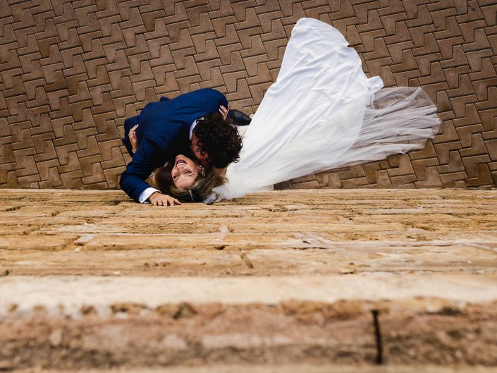 Trash the dress Reina & Carlos